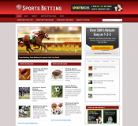 "Profitable ""Sports Betting"" Turnkey Niche Website For Sale"